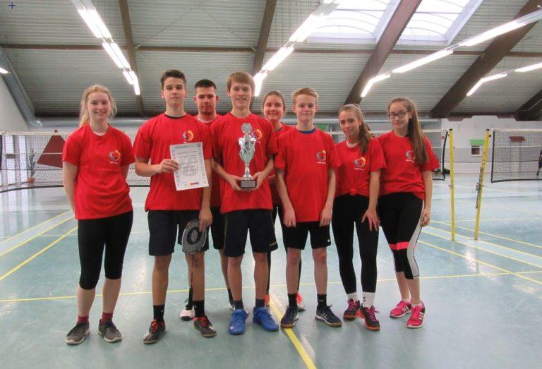 Erneut sehr erfolgreiches Badmintonjahr mit Höhepunkt zum Schluss